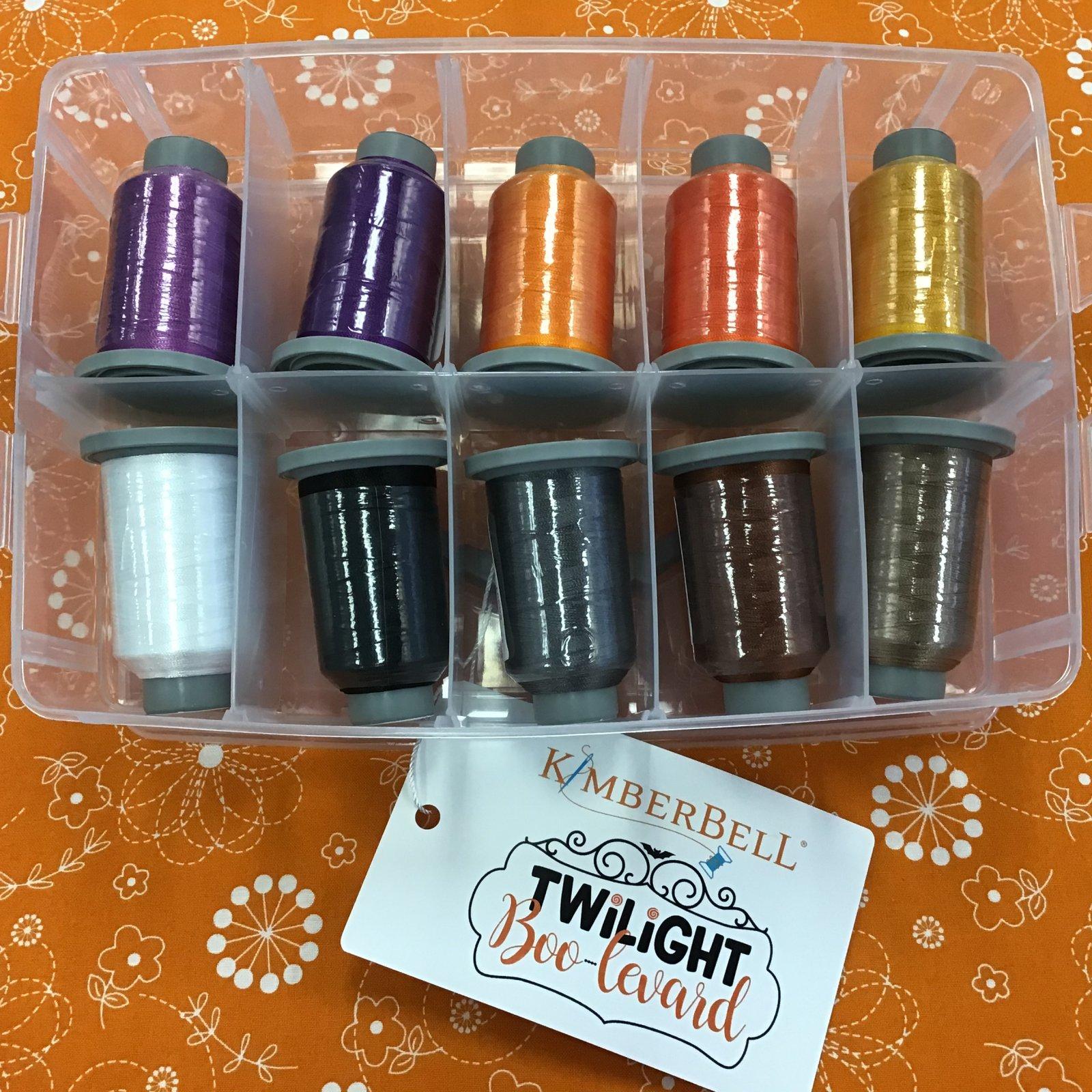Glide Kimberbell Twilight Boo-levard Thread Collection