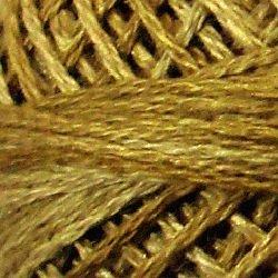 Valdani 3 Strand FlossAncient Gold H 205