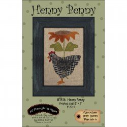 PT W Another Itty Bitty Pattern Henny Penny