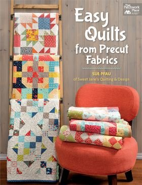 BK Easy Quilts from Precut Fabrics