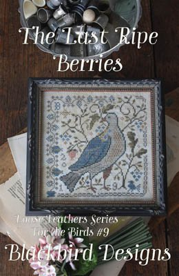 CS PT Blackbird Designs The Last Ripe Berries