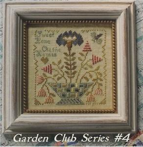 PT CS BBD Garden Club Series 4 Sweet Home