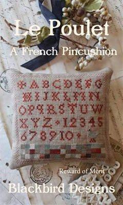 PT CS BBD Le Poulet A French Pincushion