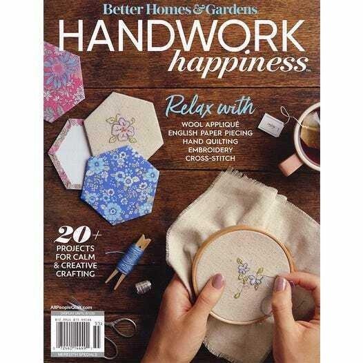 BH&G Handwork Happiness
