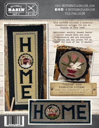Kit W Welcome Home Foundation