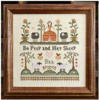 PT CS LHN Bo Peep and Her Sheep