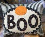 Kit - Bareroots Boo Little Halloween Pillow