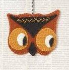 Kit W BMB Hoot Hoot Owl Ornament