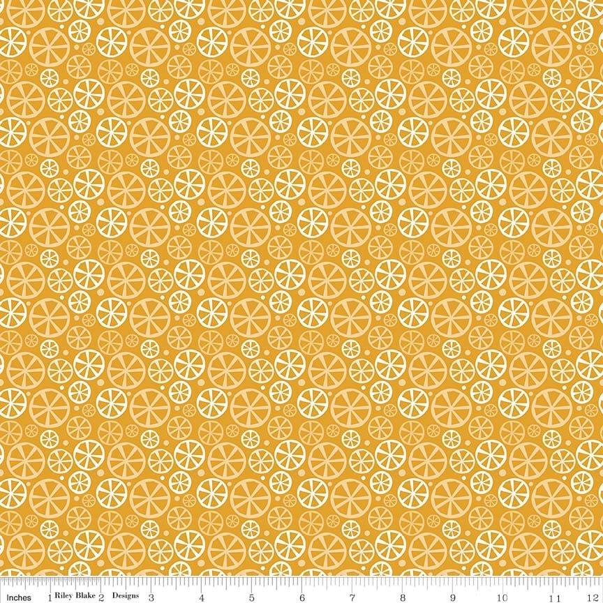 Riley Blake Designs Fresh Market Slice Orange