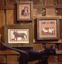PT CS Prairie Schooler Barn Cats
