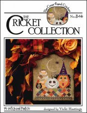 PT CS Cricket Collection A Wicked Patch