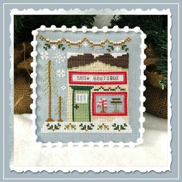 PT CS CCN Snow Village 7 Snow Boutique