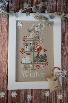 PT CS Madame Chantilly Celebrate Winter