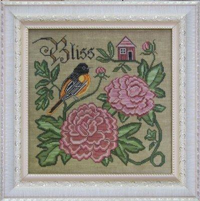 PT CS Cottage Garden Songbird's Garden #7 Summer Bliss