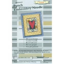CTR Punch Needle Threaders and Gauge