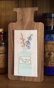 PT CS Darling & Whimsy Designs Perennial Potions - Foxglove