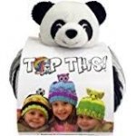DMC Top This! Hat Kit Panda