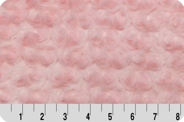Shannon Luxe Cuddle Rose Baby Pink