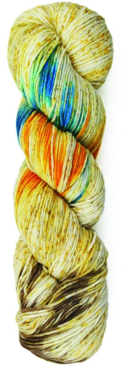 Knitting Fever Husco Sock Hand Painted 1011