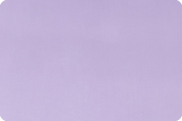 Shannon Cuddle Solid Lavender