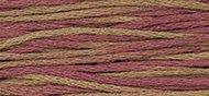 WDW Cotton Floss Rust 1326