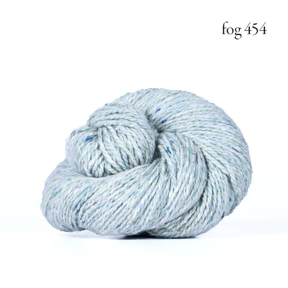 Kelbourne Woolens Lucky Tweed Fog