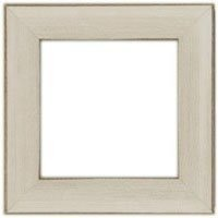 Mill Hill Frame - Taupe 6 x 6