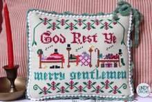 PT CS Lindy Stitches God Rest Ye Merry Gentlemen