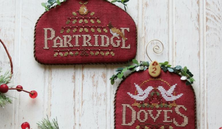 PT CS Hands On Design 12 Days Partridge & Doves