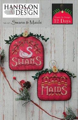 PT CS Hands On Design 12 Days Swans & Maids
