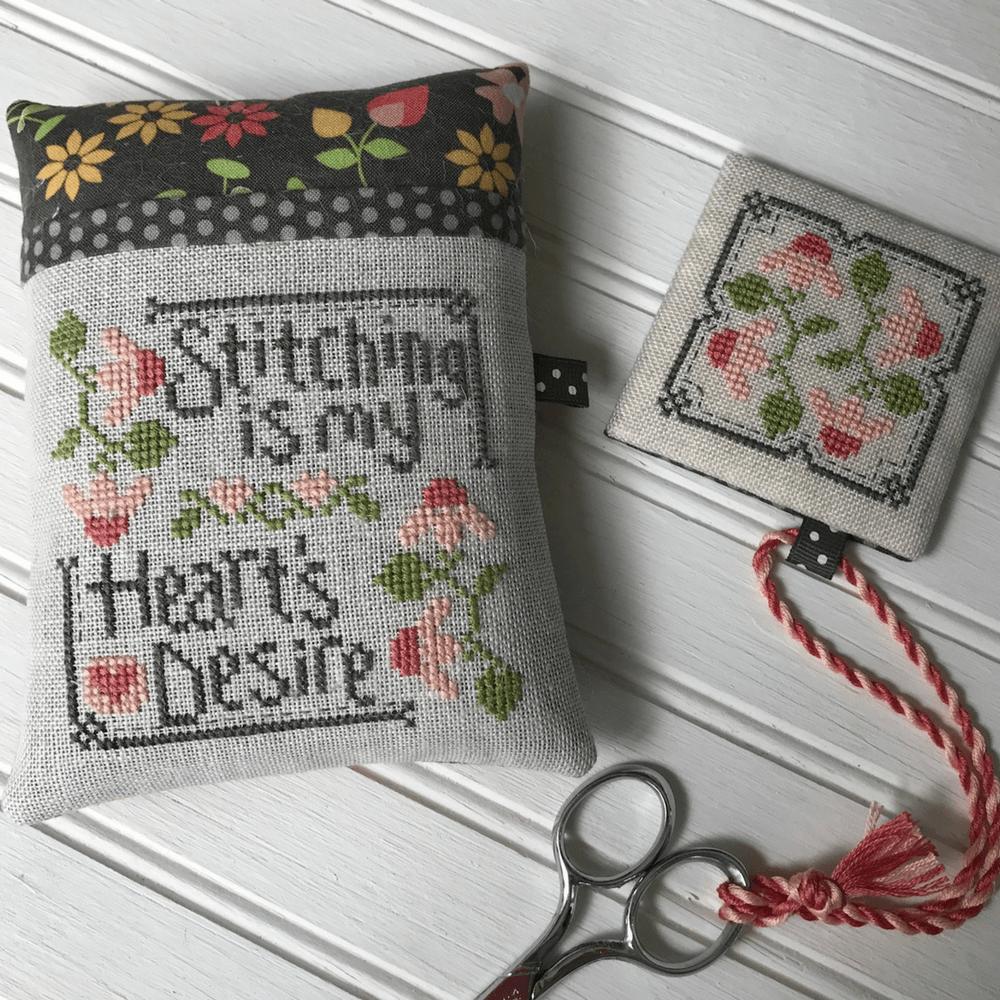 PT CS Hands on Design Stitching is My Heart's Desire