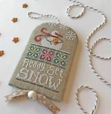 PT CS Hands On Design Ready, Set Snow