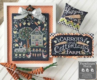 PT CS Hands on Design Carrots & Cottontails Farm