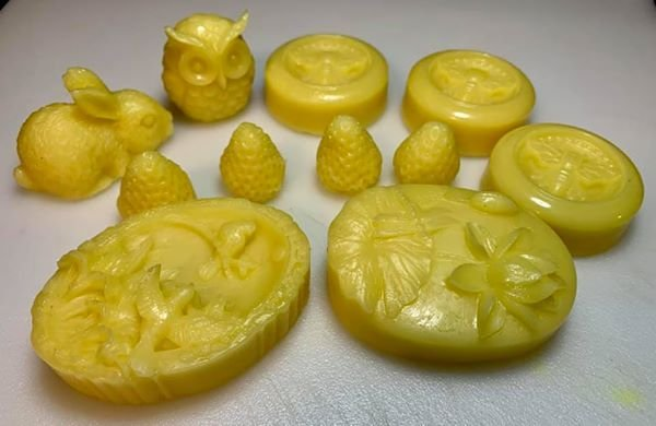 Beeswax Thread Conditioner Owl