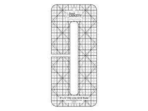 Handi Quilter Ruler Line Grid 6x 1/4