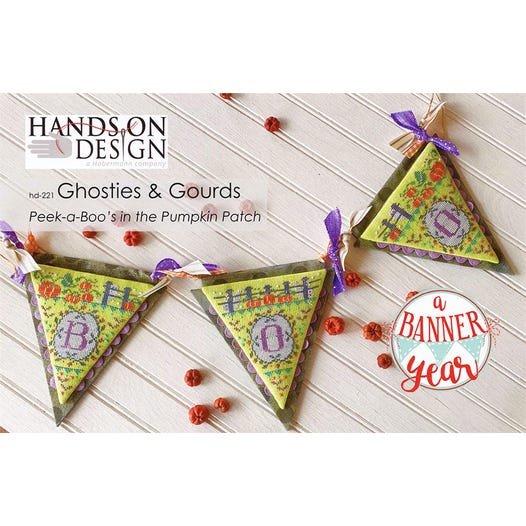 PT CS Hands On Design A Banner Year Ghosties & Gourds