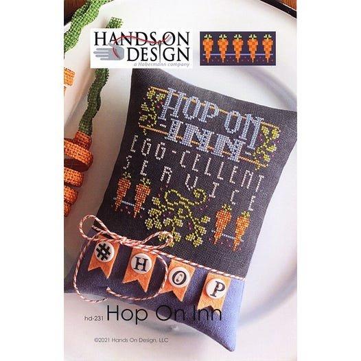 PT CS Hands On Design Hop On Inn