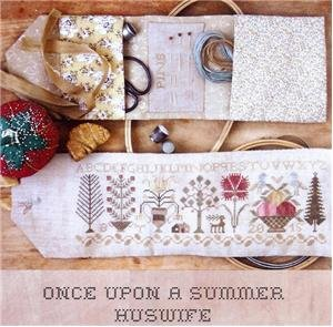 PT CS Heartstring Samplery Once Upon a Summer Huswife
