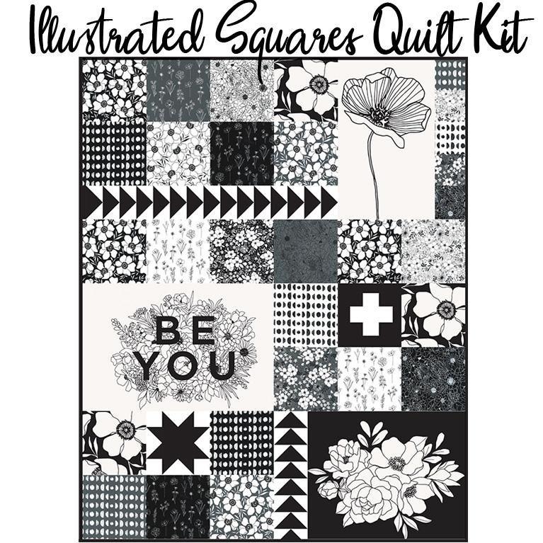 Kit Q Illustrated Squares