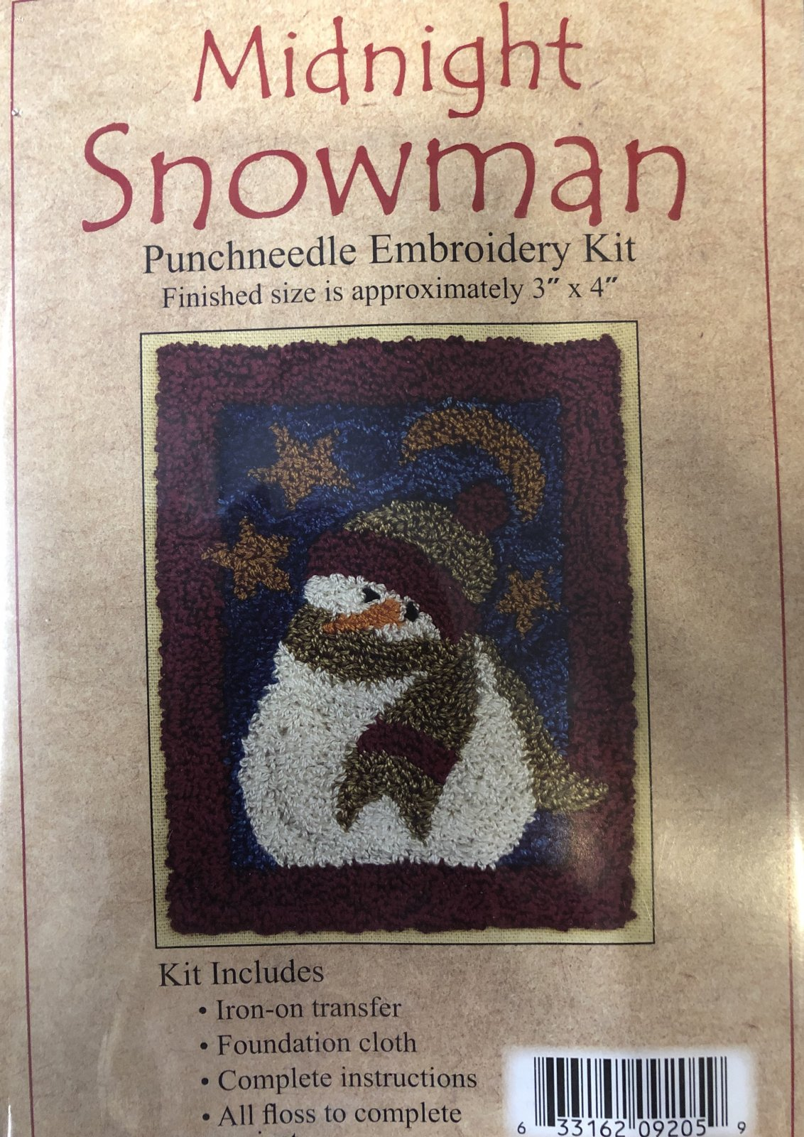 Kit PN Midnight Snowman
