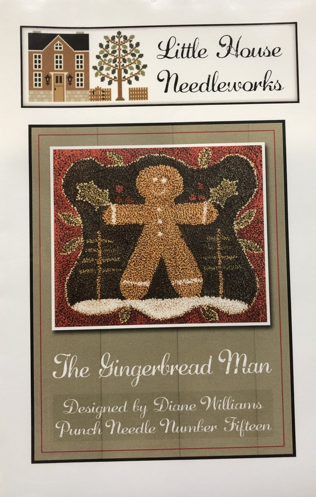 PT PN LHN The Gingerbread Man