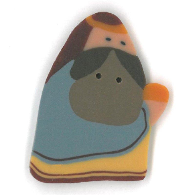 JAB Large Blue Wiseman