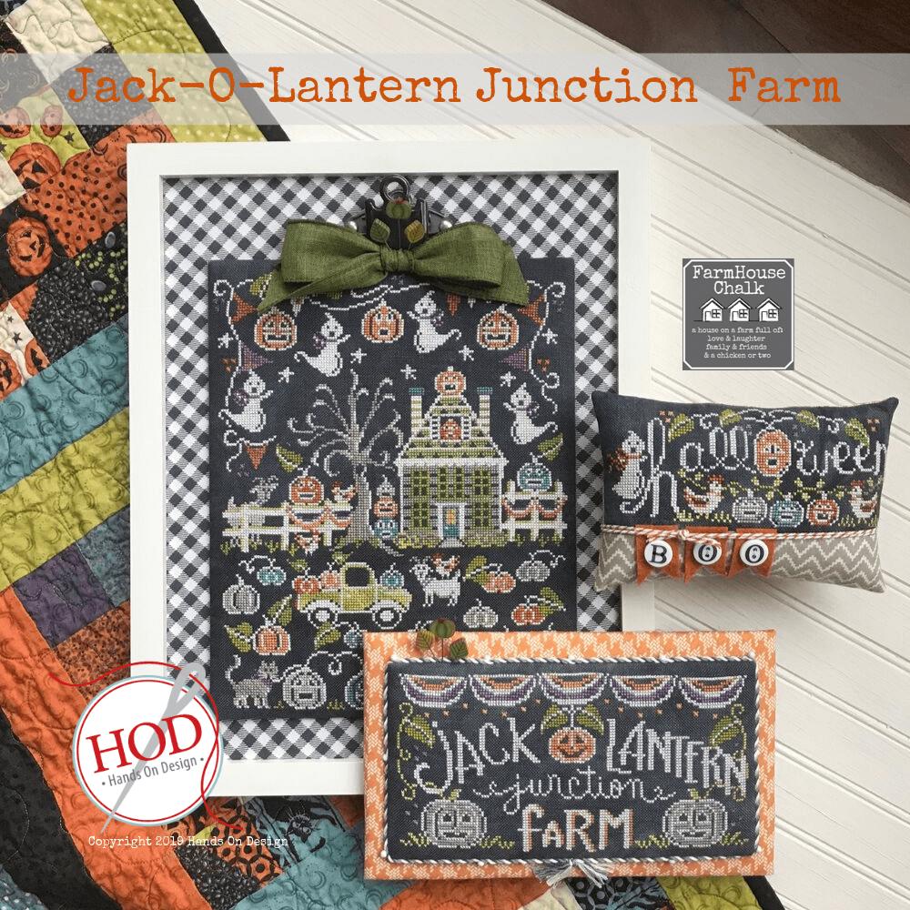 PT CS Hands On Design Jack-0-Lantern Junction Farm