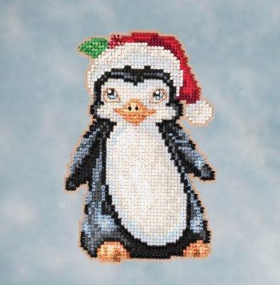 CS Kit Mill Hill Jim Shore Penguin