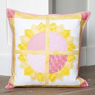 Kit S Riley Blake Pillow of the Month June