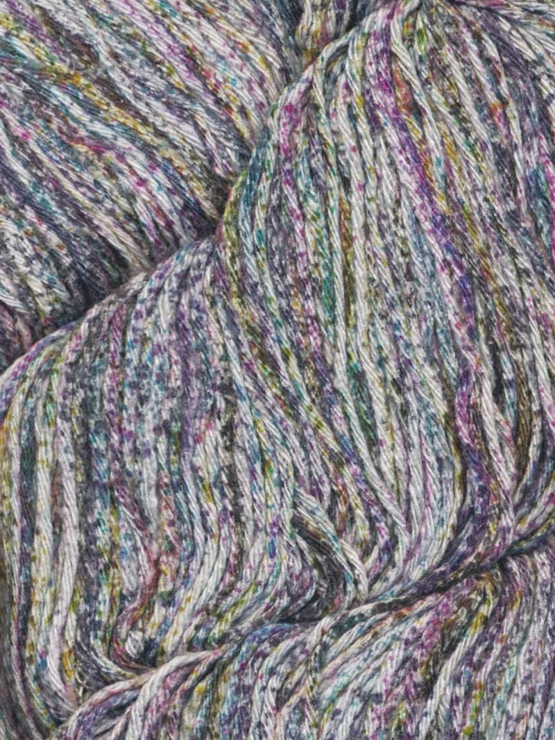 Knitting Fever Ella Rae Rustic Silk Lavendar Bay 15