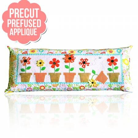 Kimberbell Bench Pillow May Flowers Applique Kit