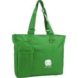 Stuff You Love Knit Happy Brights Green Bag