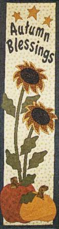 Kit Autumn Blessings Wallhanging 2