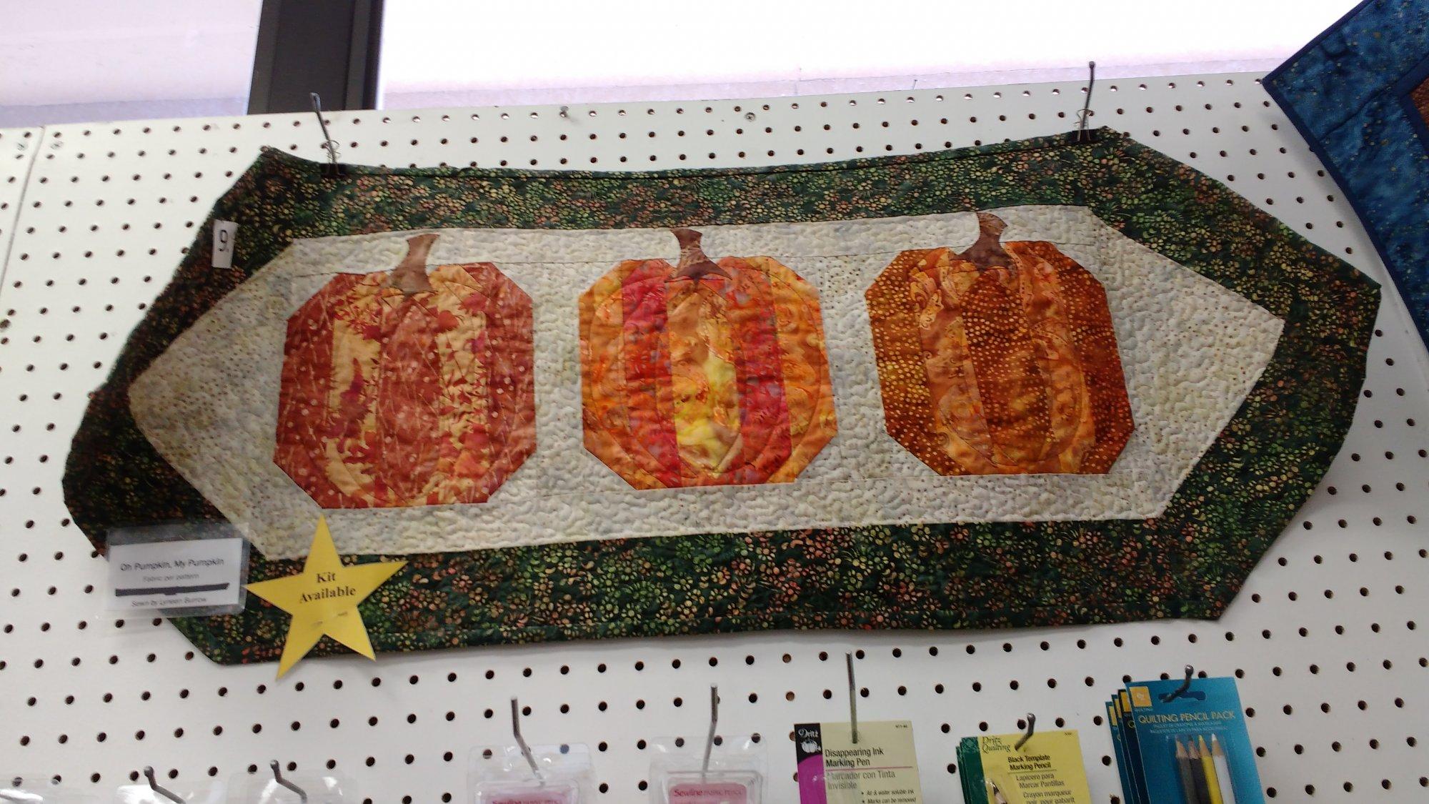 Oh Pumpkin, My Pumpkin Kit 3